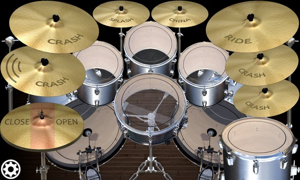 Simple Drums Rock – Realistic Drum Set APK indir [v1.4.4]