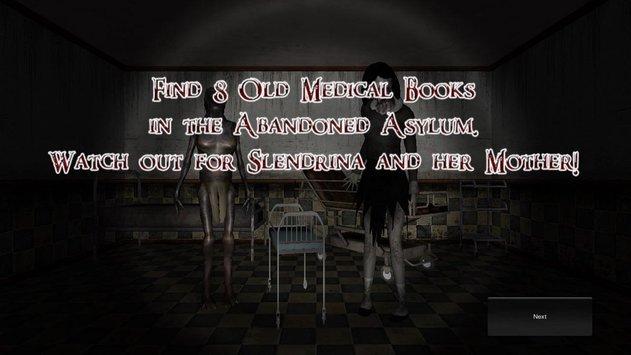 Slendrina Must Die: The Asylum APK indir [v1.03]