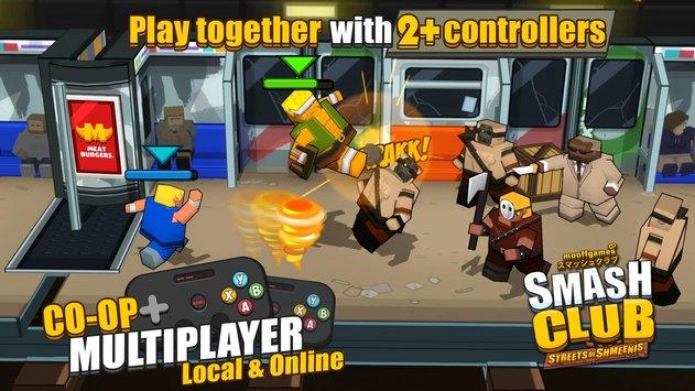 Smash Club:Streets of Shmeenis APK indir [v2.81]