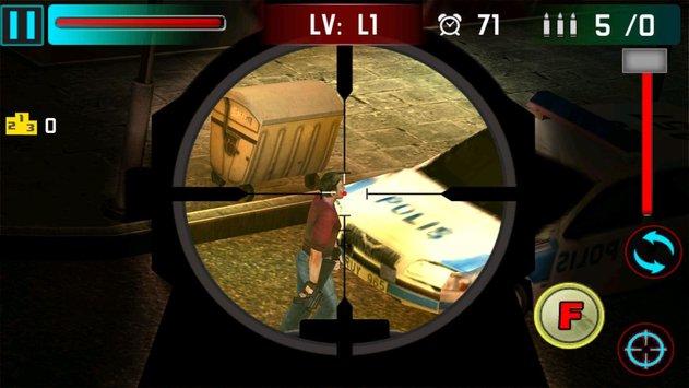 Sniper Shoot War 3D APK indir [v3.4]