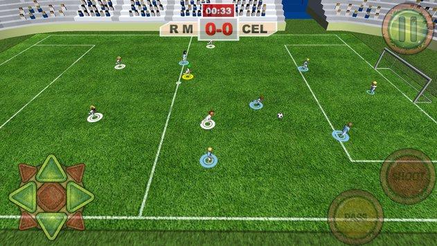 Soccer Career APK indir [v1.1]