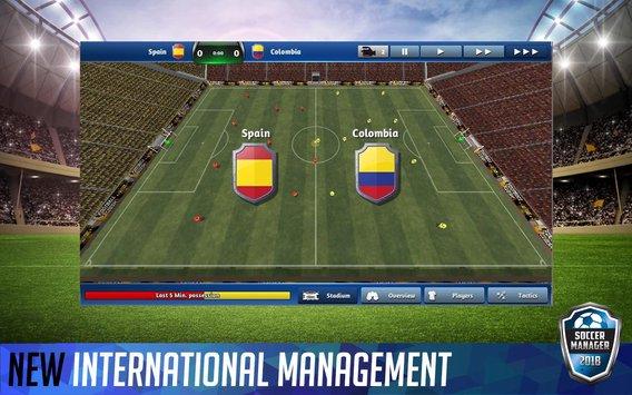 Soccer Manager 2018 indir [v1.5.2]