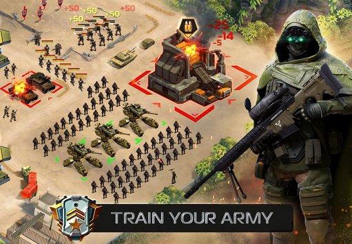 Soldiers Inc: Mobile Warfare APK indir [v1.20.1]