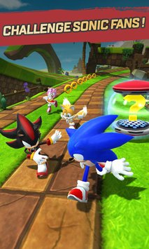 Sonic Forces: Speed Battle APK indir [v1.3.0]