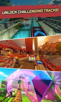 Sonic Forces: Speed Battle APK indir [v1.1.3]