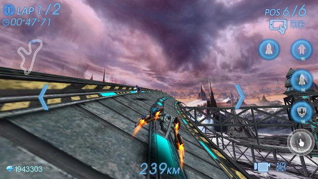 Space Racing 3D – Star Race APK indir [v1.8.133]