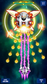 Space Shooter : Galaxy Attack APK indir [v1.142]