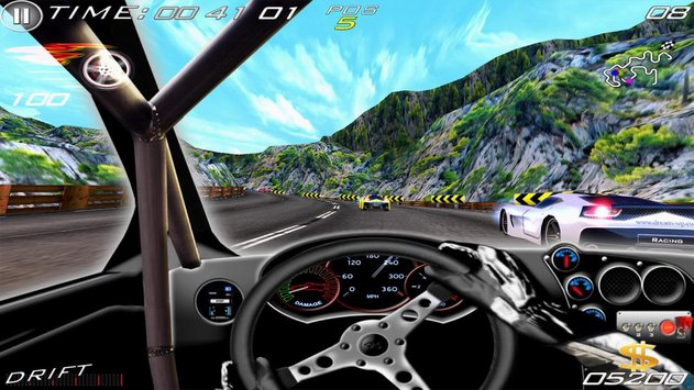 Speed Racing Ultimate 3 APK indir [v5.2]