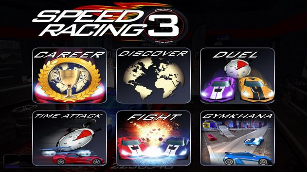 Speed Racing Ultimate 3 Free APK indir [v5.0]