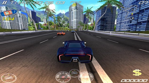 Speed Racing Ultimate 5 APK indir [v4.3]