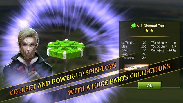 Spin Top Fighter APK indir [v2.0.7]