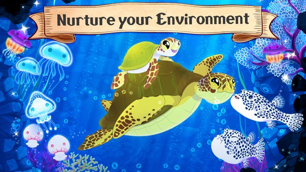 Splash: Ocean Sanctuary APK indir [v1.521]