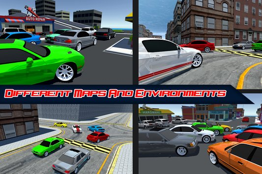 Sports Car Driving in City APK indir [v3.4]