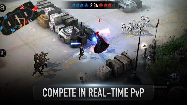 Star Wars™: Force Arena APK indir [v2.3.5]
