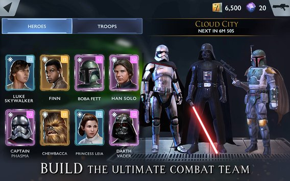 Star Wars: Rivals™ (Unreleased) APK indir [v6.0.2]