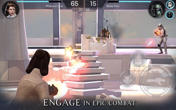 Star Wars: Rivals™ (Unreleased) APK indir [v6.0.0]