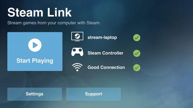 Steam Link indir [v1.1.3]