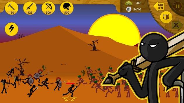 Stick War: Legacy APK indir [v1.5.01]