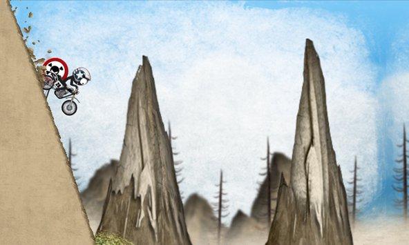 Stickman Downhill Motocross APK indir [v2.9]