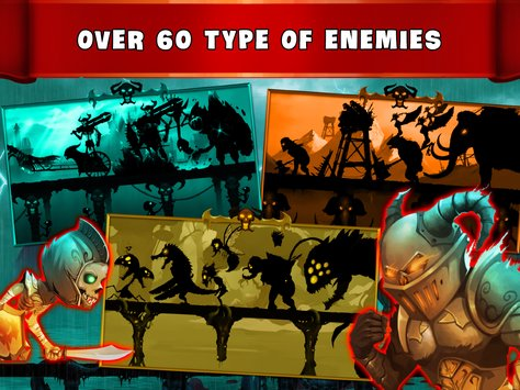Stickman Legends – Ninja Warriors: Shadow War APK indir [v1.4.8]