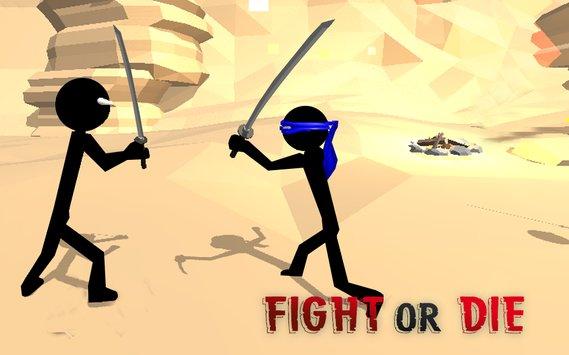Stickman Ninja Warrior 3D APK indir [v1.0]