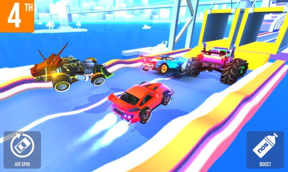SUP Multiplayer Racing APK indir [v1.4.3]