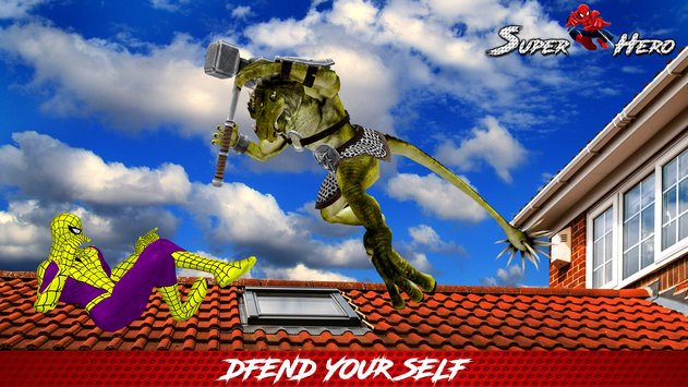 Super Spider Hero: Amazing Spider Super Hero Time APK indir [v1.0.9]