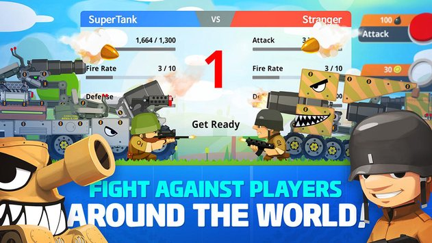 Super Tank Rumble APK indir [v2.8.9]