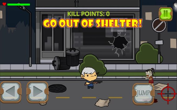 Survival for 60 Seconds Alpha APK indir [v0.0.22a]