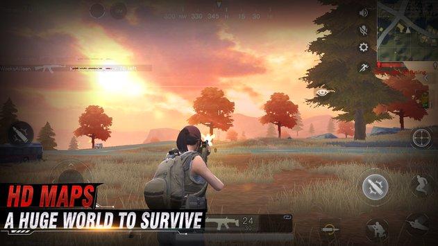 Survivor Royale APK indir [v1.107]