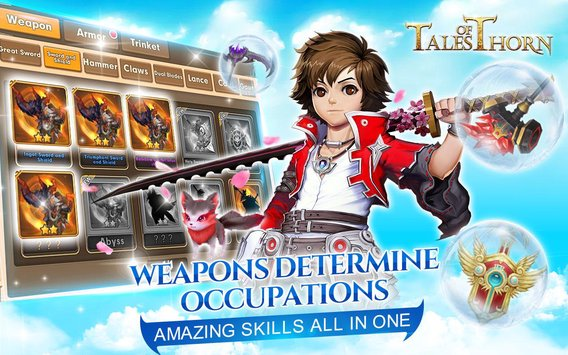 Tales of Thorn APK indir [v2.15.1]