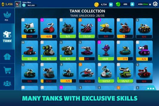 Tank Raid – 3D Online Multiplayer APK indir [v2.27]