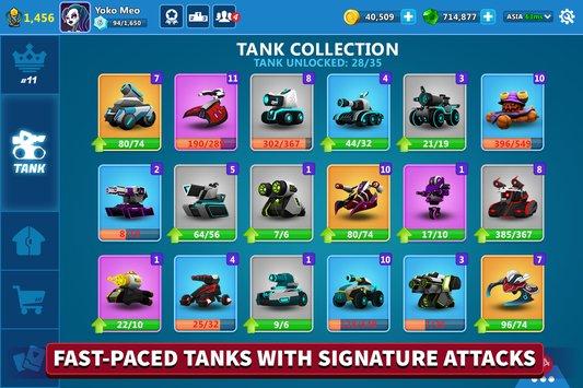 Tank Raid Online APK indir [v2.36]