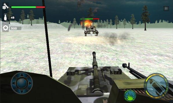 Tanks Fight 3D APK indir [v3]