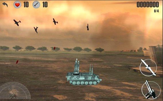 Tanks vs Warplanes APK indir [v3.9]