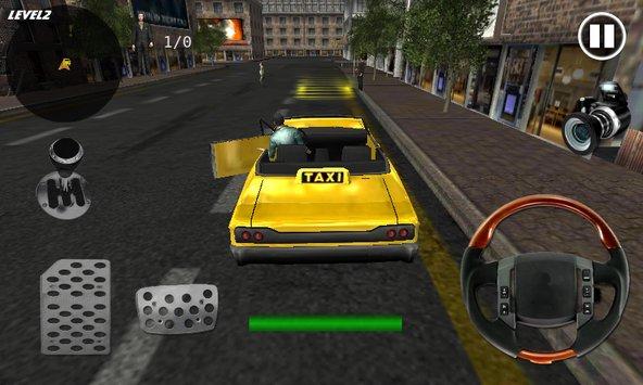 Taxi Crazy Drive Simulator APK indir [v54]