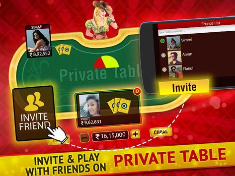 Teen Patti – Indian Poker APK indir [v5.86]
