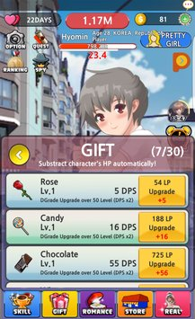 The King of Love: IDLE DATING GAME APK indir [v1.6.0]