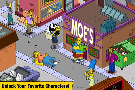 The Simpsons™: Tapped Out APK indir [v4.29.6]