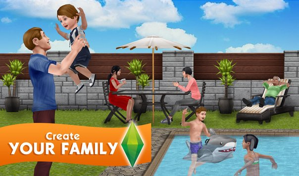 The Sims™ FreePlay APK indir [v5.36.1]