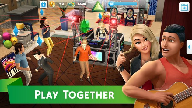 The Sims™ Mobile APK indir [v2.6.0.107422]