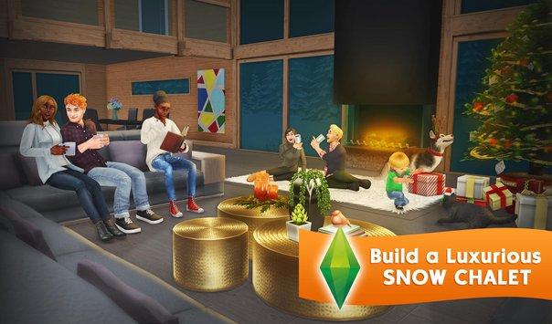 The Sims FreePlay APK indir [v5.33.3]