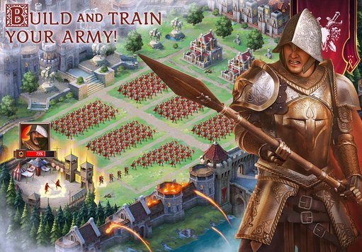 Throne: Kingdom at War APK indir [v2.5.0.264]
