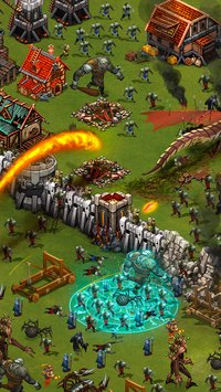 Throne Rush APK indir [v5.0.1]