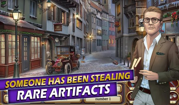 Time Crimes Case: Free Hidden Object Mystery Game APK indir [v3.52]