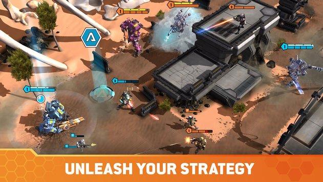Titanfall: Assault APK indir [v2.1.2]