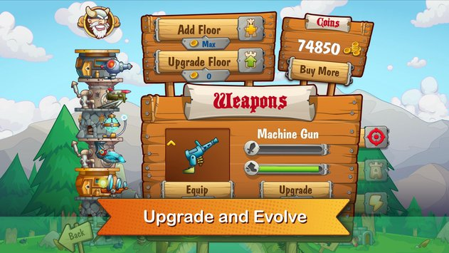 Tower Crush APK indir [v1.1.21]