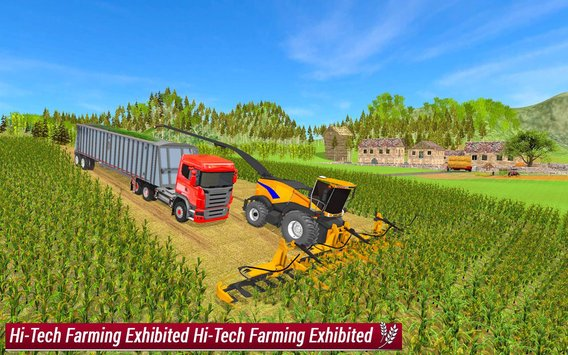 Tractor Farming 3D Simulator APK indir [v1.1]