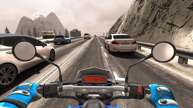 Traffic Rider 1.4 APK indir [v1.4]