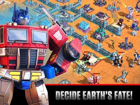 TRANSFORMERS: Earth Wars APK indir [v1.50.0.18975]